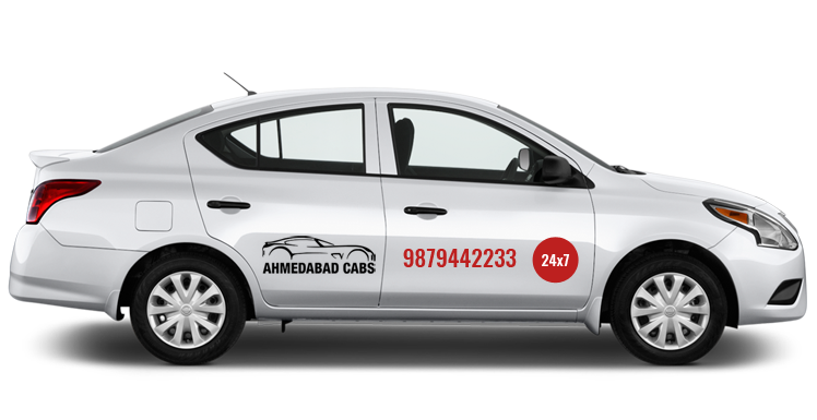 Seedancar Cab & Taxi Service Provider in Ahmedabad